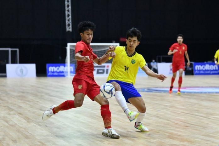 ฟุตซอลไทย คว้าแชมป์ศึกสี่เส้า ก่อนลุยฟุตซอลเวิลด์คัพ 2021 ฟุตบอลในประเทศ
