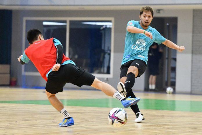 ฟุตซอลไทย ประกาศสู้ตาย ขอโค่นคาซัคฯสร้างประวัติศาสตร์ ฟุตบอลในประเทศ