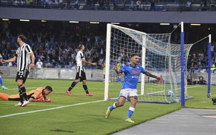 """""""ม้าลาย""""หวังเฮบอลยุโรปลบล้างแพ้นาโปลี1-2 กัลโช เซเรีย อา อิตาลี"""