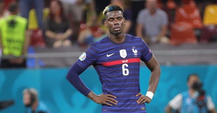 """""""ป็อกบา"""" รับ ฝรั่งเศส ไม่ใช่ทีมที่ดีที่สุดอีกต่อไป ทีมชาติ"""