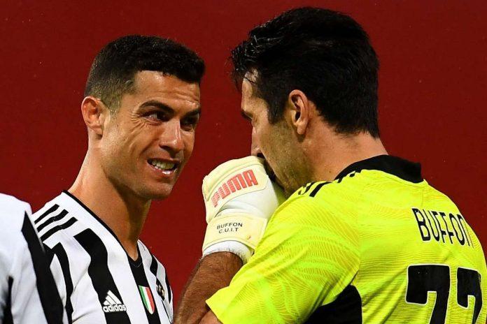 """""""บุฟฟ่อน"""" เผยไม่ใช่เรื่องแปลกที่ """"โรนัลโด้"""" ย้ายทีม กัลโช เซเรีย อา อิตาลี"""