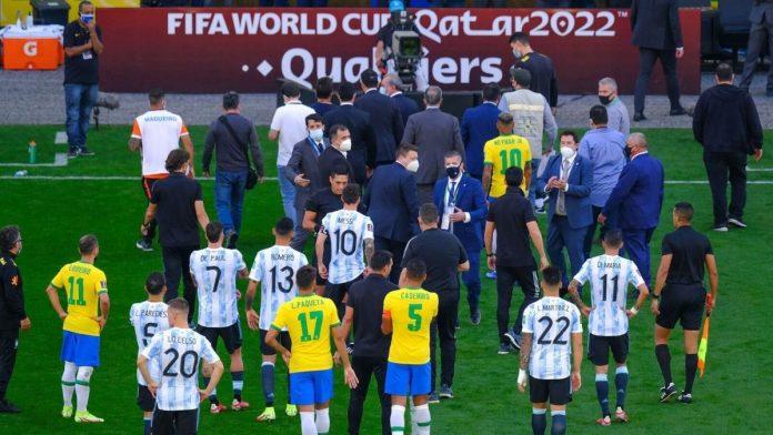 """""""มาร์ติเนซ"""" เผยถึงเกม บราซิล-อาร์เจนติน่า ถูกยกเลิก ทีมชาติ"""