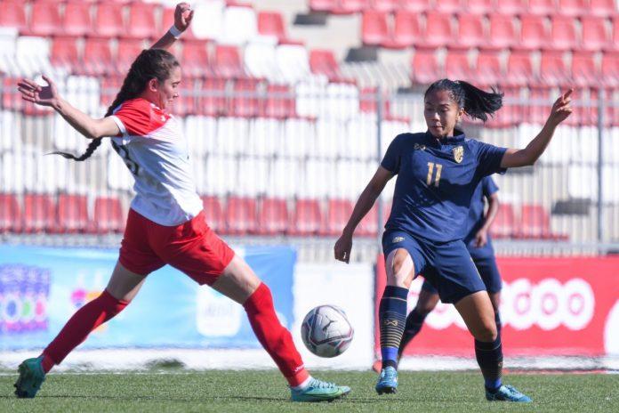 ชบาแก้ว เอาชนะ ปาเลสไตน์ 7-0 ลิ่วรอบสุดท้ายชิงแชมป์เอเชีย ฟุตบอลในประเทศ