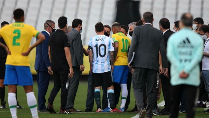 ฟีฟ่า ส่งข้อมูลเกม บราซิล-อาร์เจนฯ ให้หน่วยงานตรวจสอบ ทีมชาติ