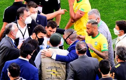 สกาโลนี ผิดหวัง เจอบราซิลทำแบบนี้ ทีมชาติ