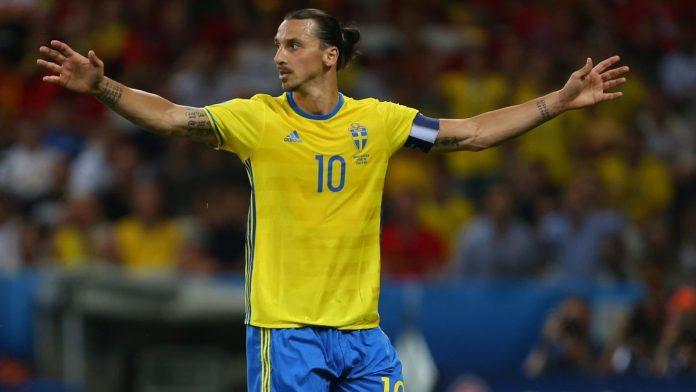 """สวีเดน เรียก """"อิบราฮิโมวิช"""" ติดทีมทั้งที่ยังไม่เต็มร้อย พรีเมียร์ลีก อังกฤษ"""