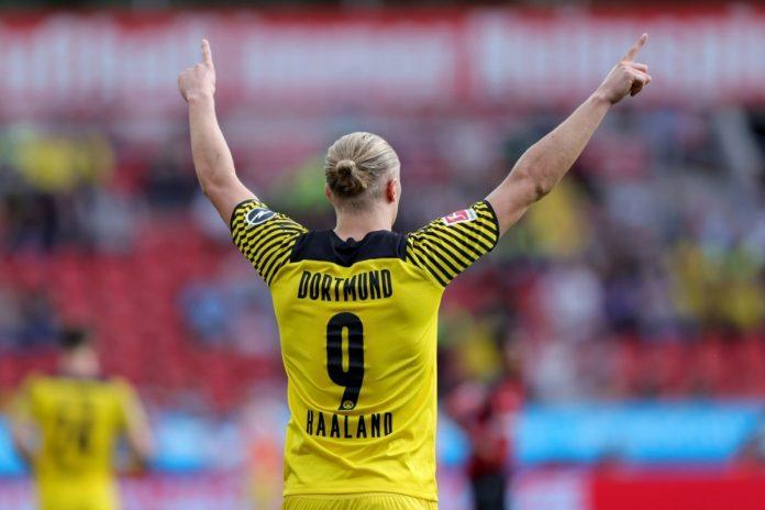 ฮาแลนด์ฮีโร่ซัดช่วยเสือเหลืองแซงชนะเลเวอร์ 4-3 บุนเดสลีกา เยอรมัน