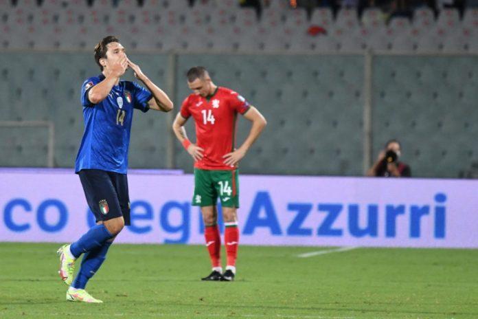เคียซ่า ไม่โอเคยิงได้ แต่อิตาลีไม่ชนะ ทีมชาติ