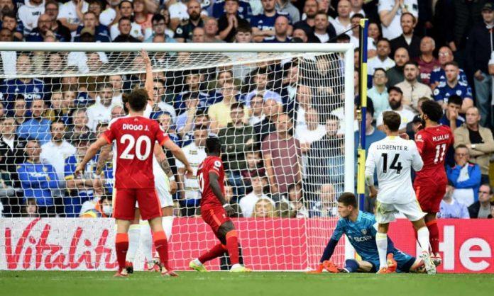 ซาลาห์ซัด! หงส์สังเวยเอลเลียต ทุบลีดส์ 3-0 พรีเมียร์ลีก อังกฤษ
