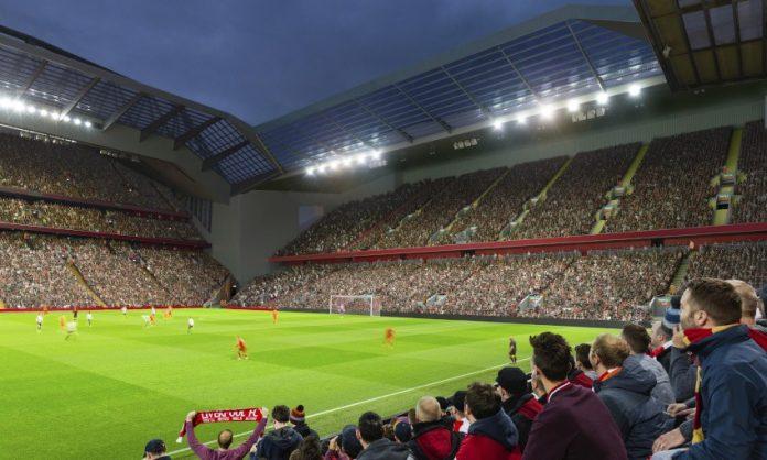 หงส์ ยันแอนฟิลด์ จุคนเพิ่มได้อีก 7,000 คาดเสร็จ 2023 พรีเมียร์ลีก อังกฤษ