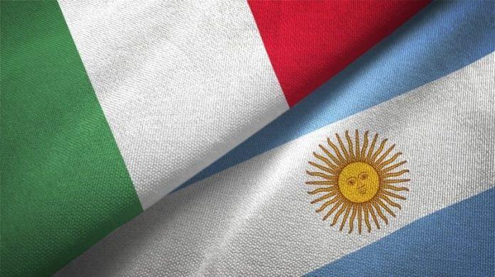 เฟิร์มโปรแกรม แชมป์ชนแชมป์ อิตาลี เจอ อาร์เจนตินา ปีหน้า ทีมชาติ