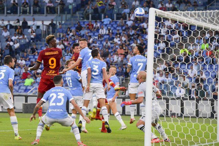 ลาซิโอ แสบก่อนบดโรมา 3-2 กัลโช เซเรีย อา อิตาลี
