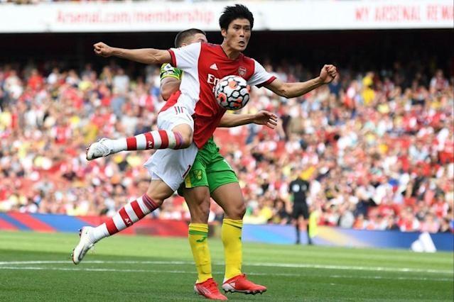 อาร์เซนอลไม่พลาดเฉือนนอริช 1-0 พรีเมียร์ลีก อังกฤษ