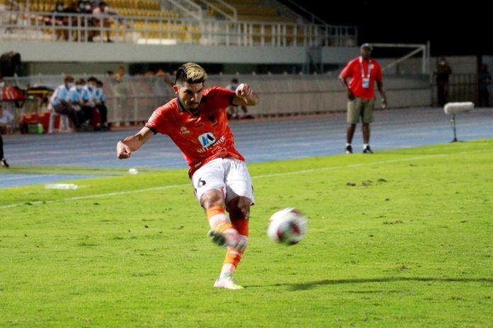 สุพรรณบุรี เอฟซี เปิดบ้านแชร์แต้ม ราชบุรี 1-1 ฟุตบอลในประเทศ