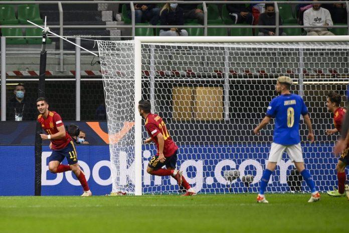 """""""กระทิง""""บุกดับอิตาลี2-1เข้าชิงเนชั่นส์ลีก ทีมชาติ"""