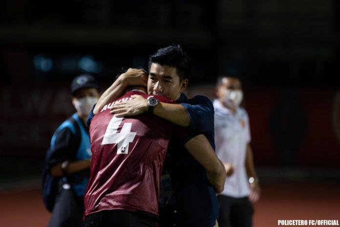 โค้ชอ้น ชี้ เทโร บรรยากาศชื่นมื่นหลังปลดล็อคทุบชลบุรี ฟุตบอลในประเทศ