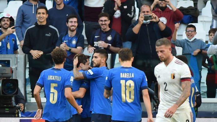 อิตาลี ย้ำแค้น เบลเยียม 2-1 ซิวที่สามเนชันส์ ลีก ทีมชาติ