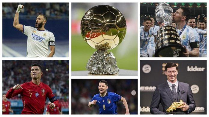 สื่อฝรั่งเศสยก 5 แข้งมีลุ้นรางวัลบัลลงดอร์ ฟุตบอลรายการอื่นๆ