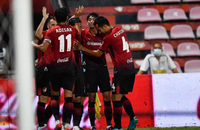 เมืองทองฯยึดสถิติจ่ายบอลมากที่สุดหลังจบไทยลีกนัด7 ฟุตบอลในประเทศ