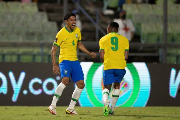 บราซิล อัดเวเนฯ ครึ่งหลัง 3-1 คว้าชัยคัดบอลโลก 9 นัดรวด ทีมชาติ