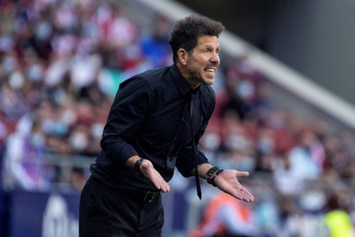 ซิเมโอเน่ เผย ไม่เคยหยุดคิดเรื่องฟุตบอล ลาลีกา สเปน