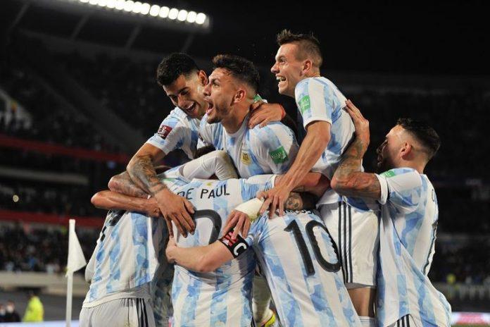 อาร์เจนตินา มาโหดไล่ยำ อุรุกวัย 3-0 ทีมชาติ